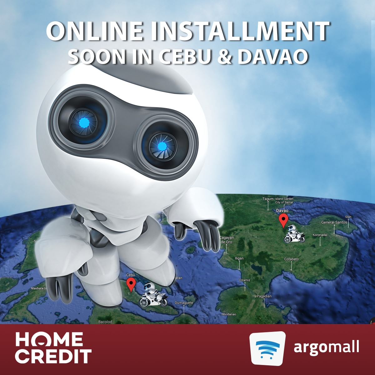Argomall expands online installment coverage to Cebu and Davao