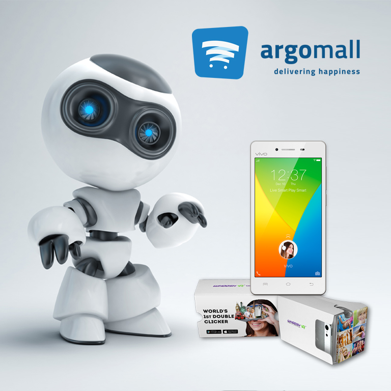 argomall turns One and We Want YOU to Celebrate With Us!
