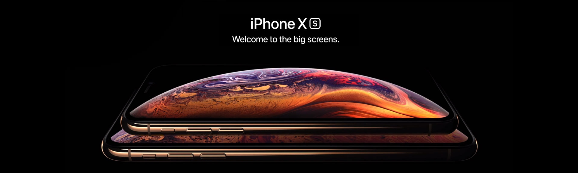 Apple iPhone XR, XS and XS Max