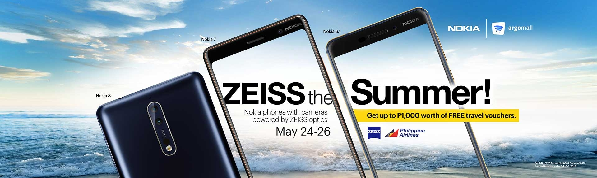 ZEISS the Summer with Nokia!