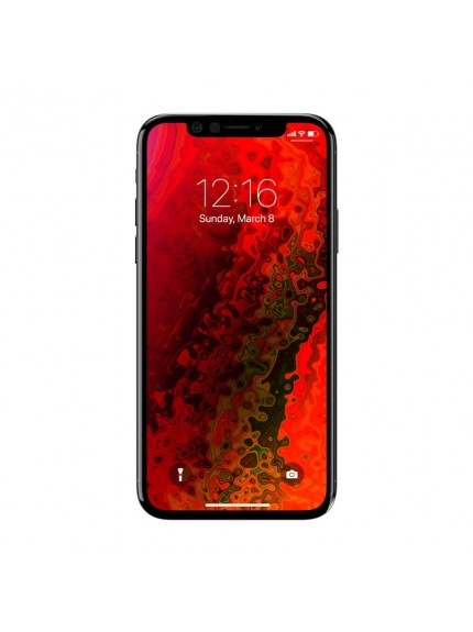 Apple iPhone X - Yombi Case and Wallpaper by Radim Kacer
