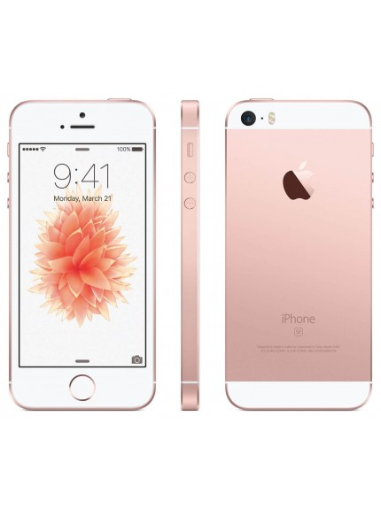 Apple iPhone SE - Rose Gold 64Gb