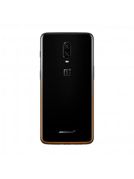 OnePlus 6T 10/256GB - Speed Orange (McLaren Edition)
