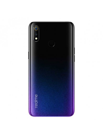 Realme 3  3/64GB - Dynamic Black
