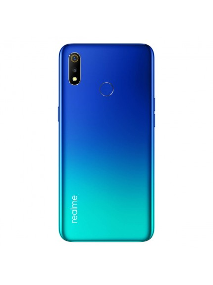 Realme 3 4/64GB - Radiant Blue