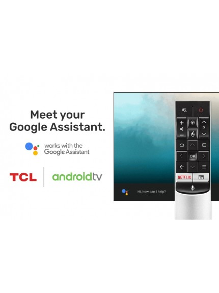 TCL 43-inch P6US UHD LED Smart TV
