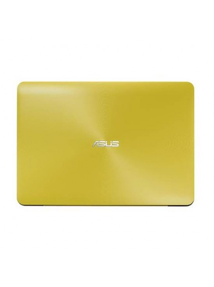 ASUS X455LF-WX117T Notebook - Yellow