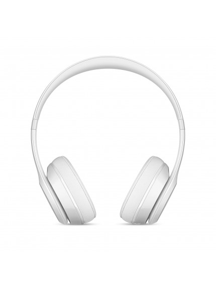 Apple Beats Solo3 Wireless On-Ear Headphones - Gloss White