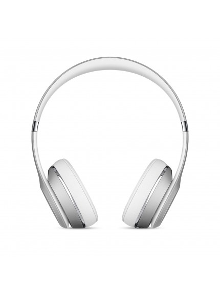 Apple Beats Solo3 Wireless On-Ear Headphones - Silver