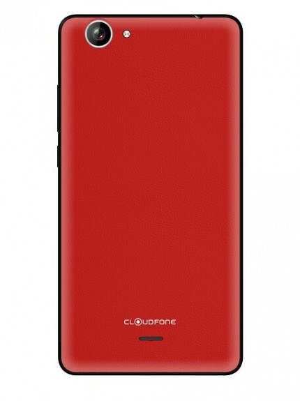 Cloudfone Excite Prime - Red