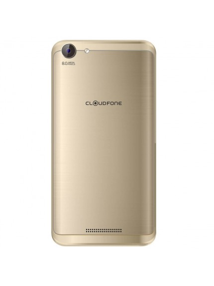 Cloudfone Thrill Power - Gold