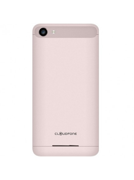 Cloudfone Thrill Boost - Rose Gold
