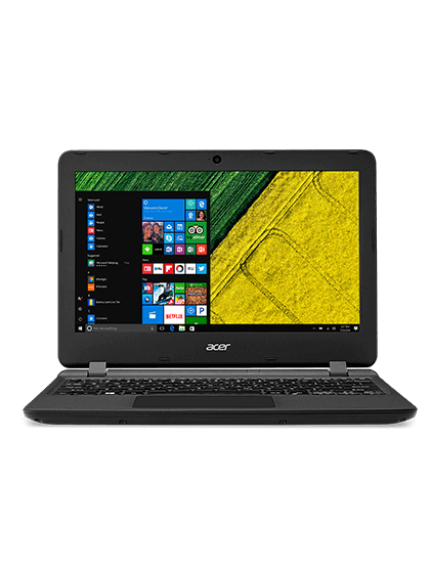 Acer Aspire ES ES1-132-P2US - Midnight Black