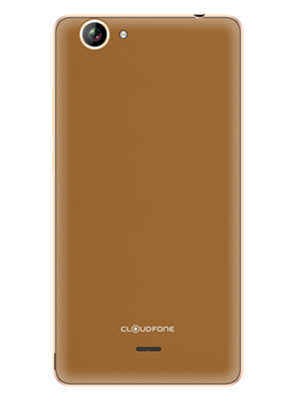 Cloudfone Excite Prime - Brown