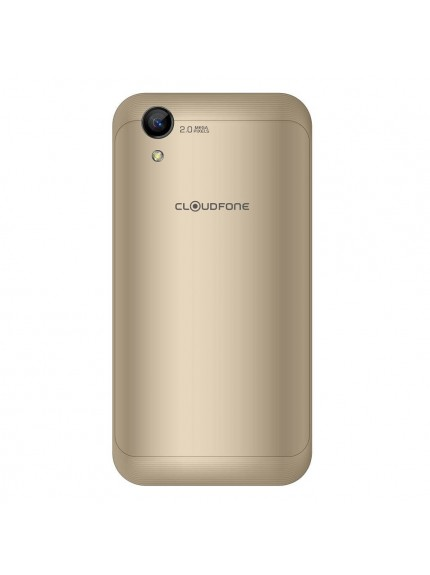 Cloudfone Go Connect Lite - Gold