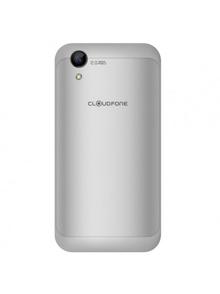 Cloudfone Go Connect Lite - Silver