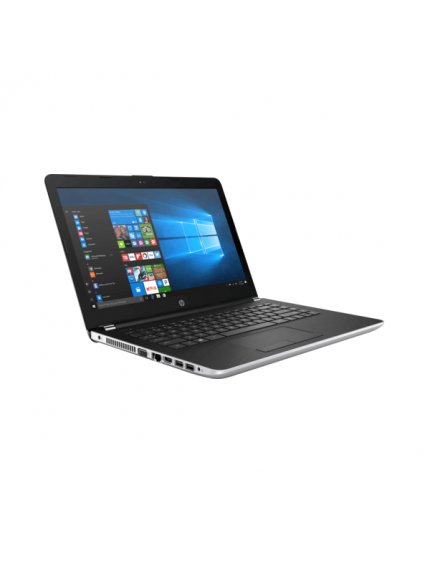 HP Notebook 14-BS538TU - Silver