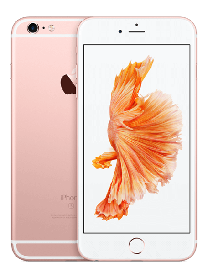 Apple iPhone 6S Plus – Pink Gold 128Gb