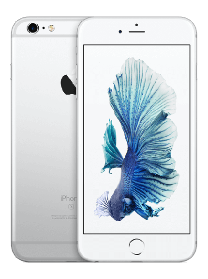 Apple iPhone 6S Plus – Silver 128Gb