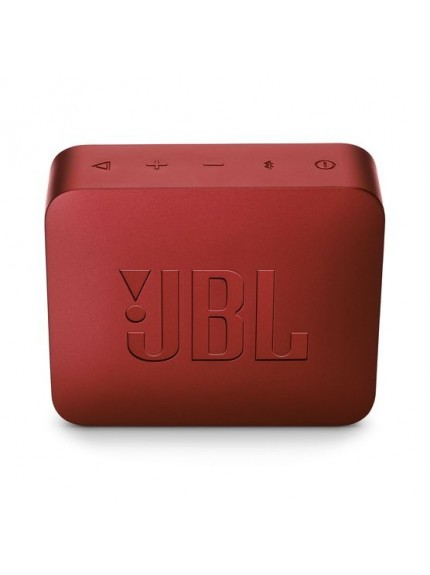JBL GO 2 - Ruby Red