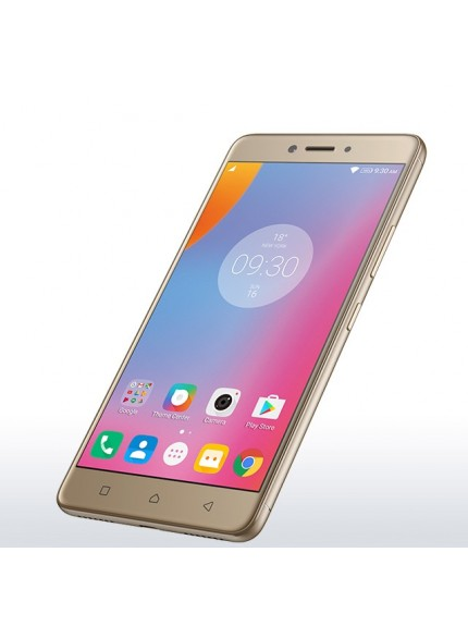 Lenovo K6 Note - Gold
