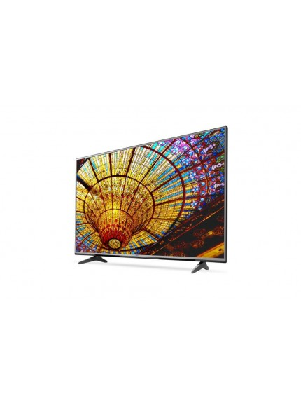 LG 55-inch UH6150 4K UHD Smart LED TV