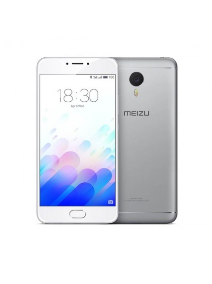 Meizu M3 Note 16GB - Silver