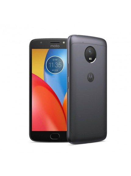 Moto E4 Plus - Iron Grey