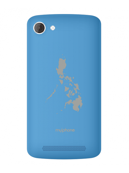 MyPhone My81 DTV - Blue