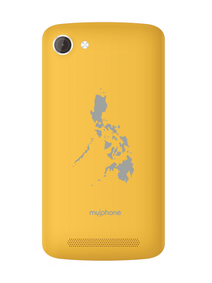 MyPhone My81 DTV - Yellow