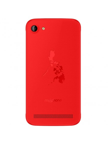MyPhone My28s DTV - Red