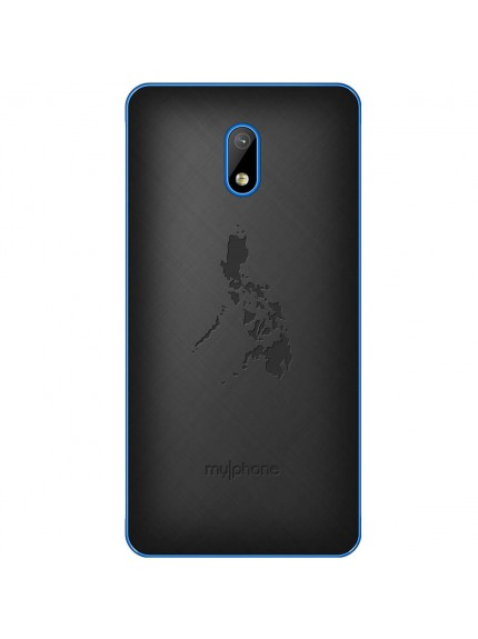 MyPhone My72 DTV - Blue