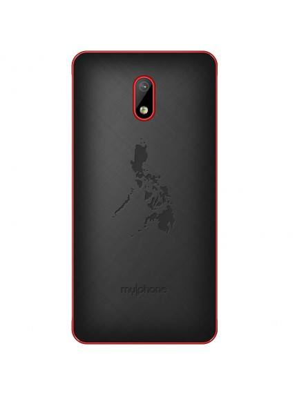 MyPhone My72 DTV - Red
