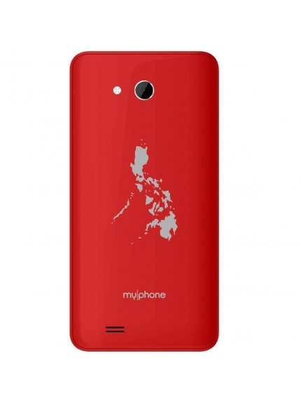 MyPhone My87 DTV - Red
