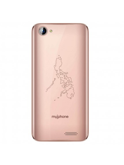 MyPhone MyX8 - Rose Gold