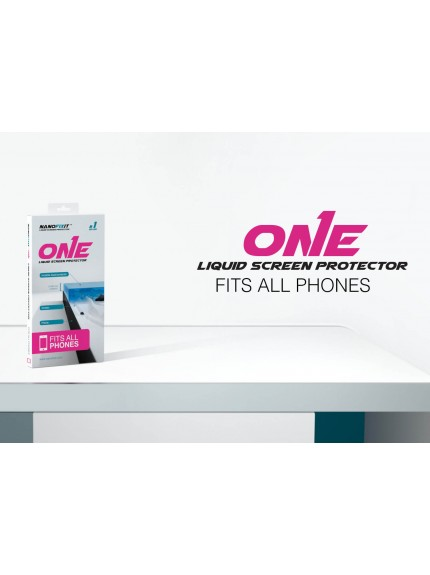 Nanofixit ONE - liquid screen protector (Smartphone)