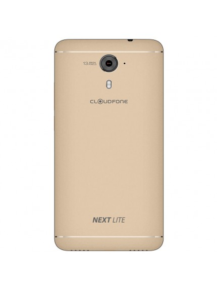 Cloudfone Next Lite - Gold