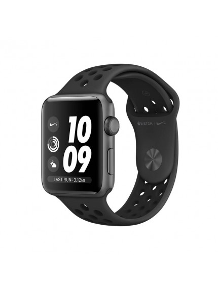 Apple Watch Nike+ GPS 38mm Space Gray Aluminium Case with Anthracite/Black Nike Sport Band