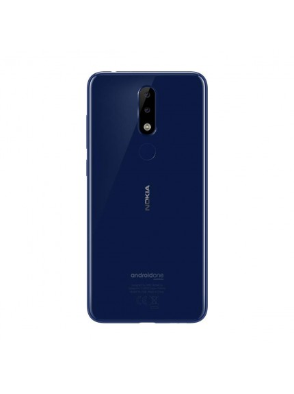 Nokia 5.1 Plus - Midnight Gloss Blue