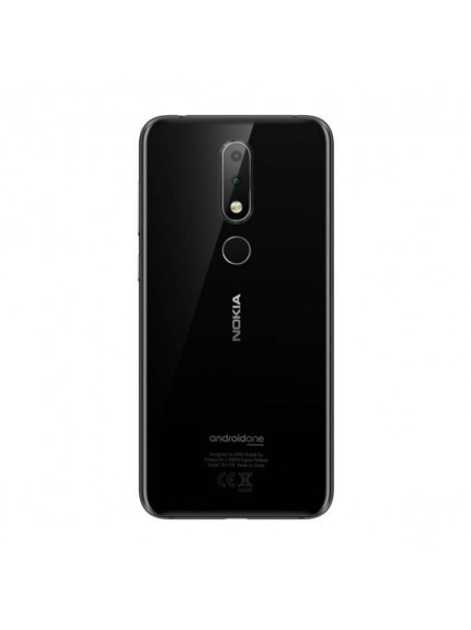 Nokia 6.1 Plus - Gloss Black