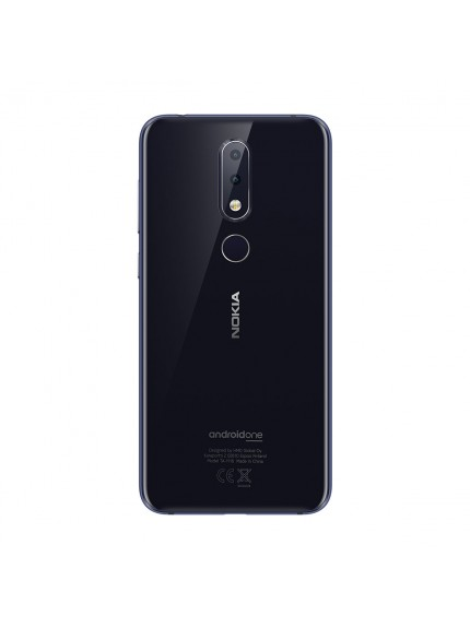 Nokia 6.1 Plus - Gloss Midnight Blue