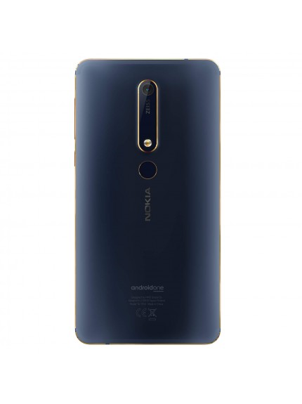 Nokia 6.1 (2018) - Blue/Gold