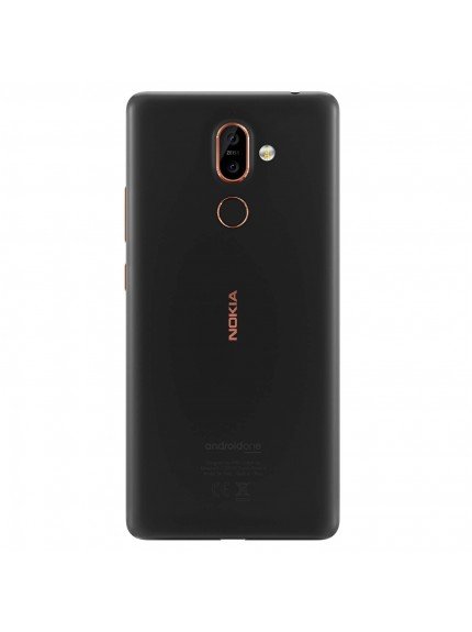 Nokia 7 Plus - Black/Copper