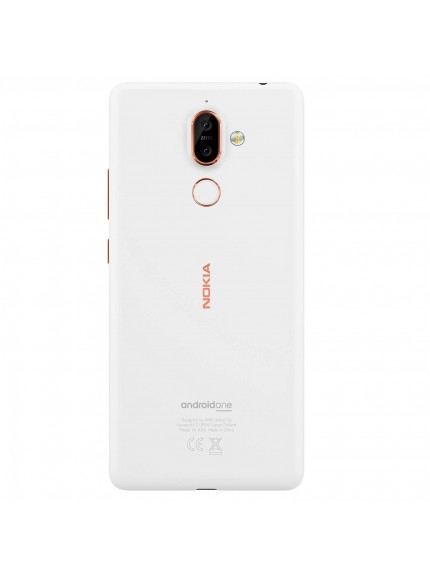 Nokia 7 Plus - White/Copper