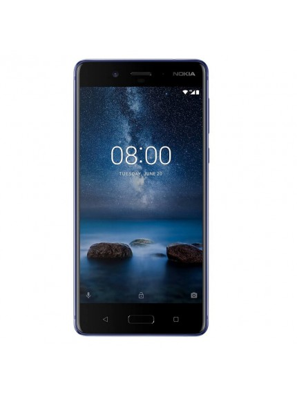 Nokia 8 - Polished Blue