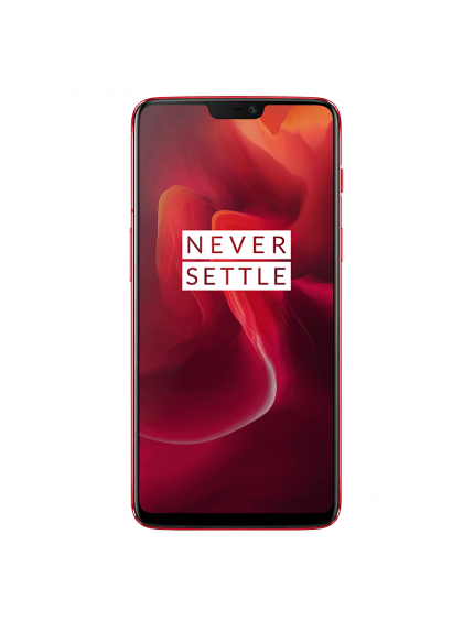 OnePlus 6 128GB - Red