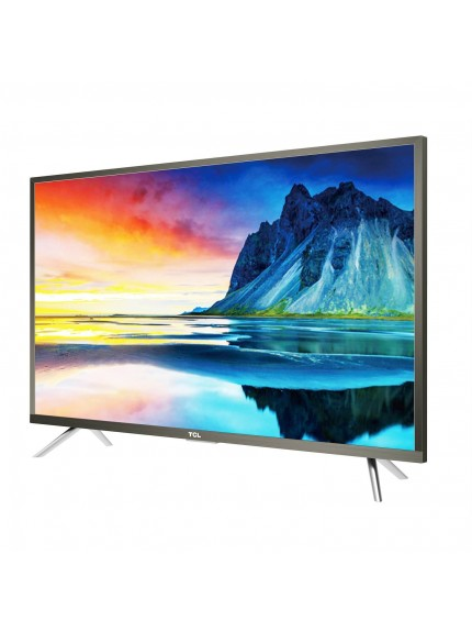 TCL 43-inch 2D UHD TV - 43P2