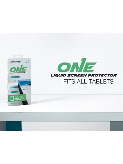 Nanofixit ONE - liquid screen protector (Tablet)