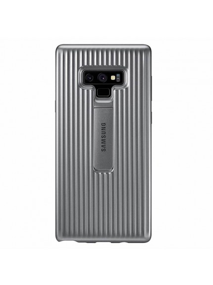 Samsung Protective Standing Cover for Galaxy Note9 - Silver