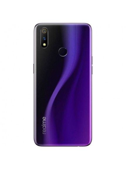 Realme 3 Pro 6/128GB - Lightning Purple